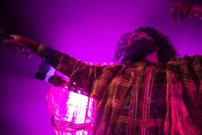 Tunde Olaniran // Photo by Jesus J. Montero