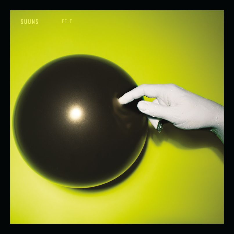 unnamed 32 Suuns announce new album, Felt, share Watch You, Watch Me video: Watch