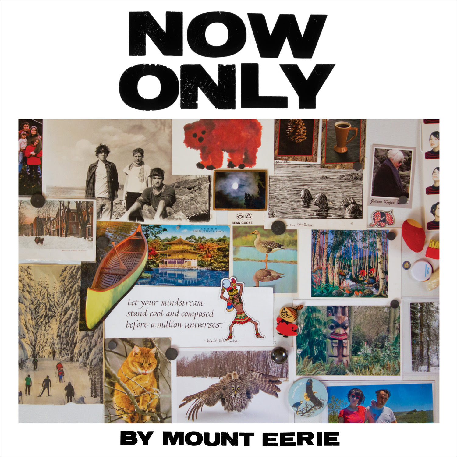 unnamed 69 Mount Eerie announces new album, Now Only, shares haunting, 11 minute Distortion: Stream