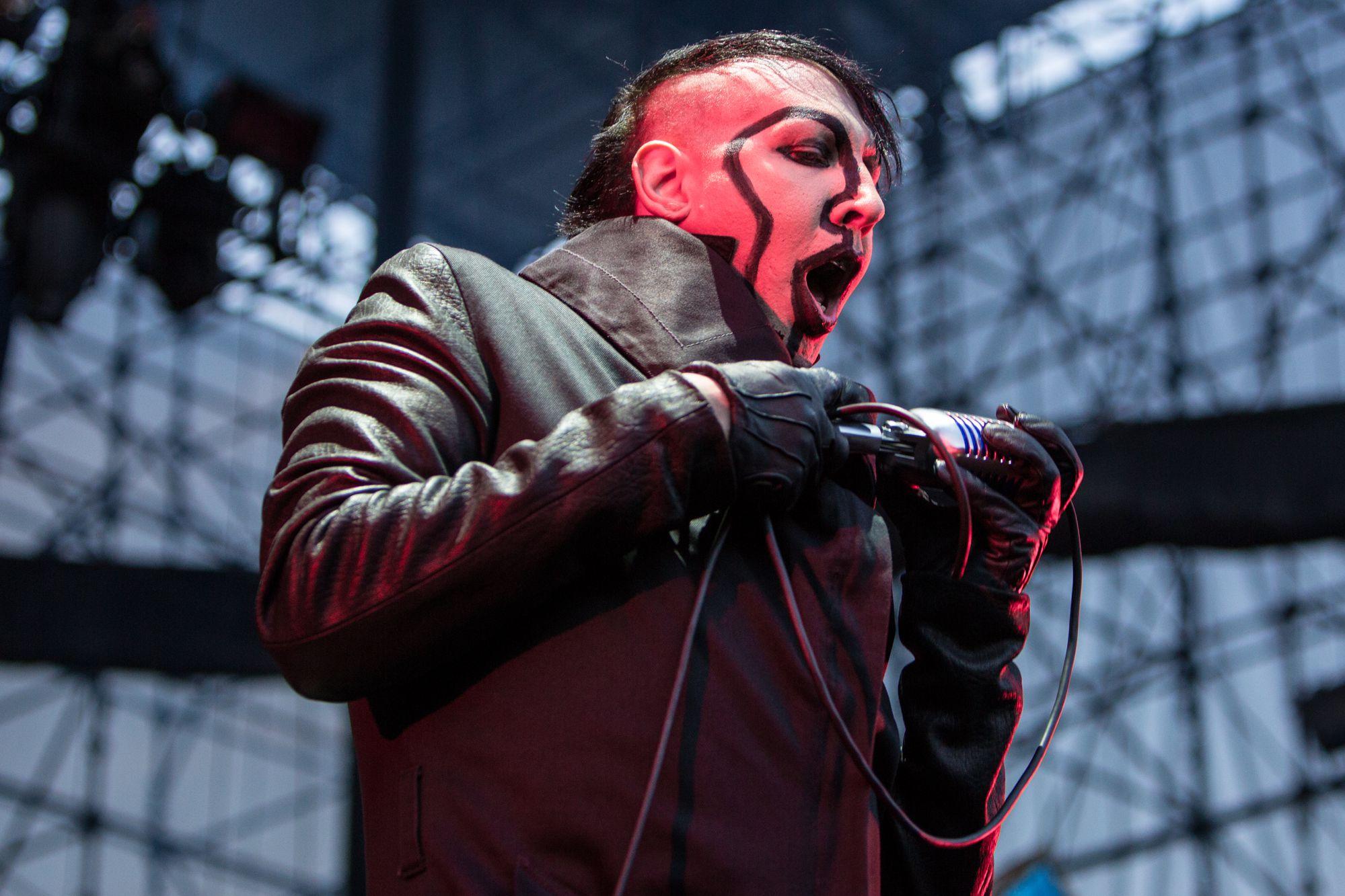 Marilyn Manson New York : marilyn manson s return to new york was an utter disaster consequence of sound ~ Russianpoet.info Haus und Dekorationen