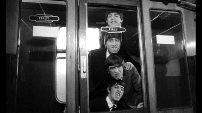 a hard days night 1964 The 50 Greatest Rock and Roll Movies of All Time