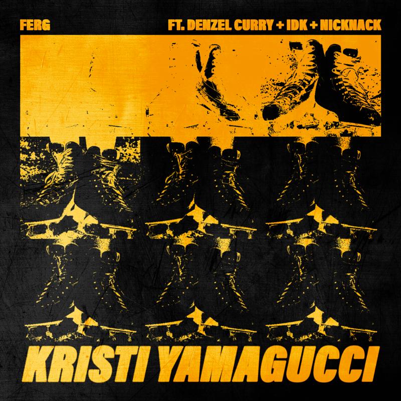 asap ferg denzel curry idk kristi yamagucci artwork ASAP Ferg drops new song Kristi YamaGucci featuring Denzel Curry and IDK: Stream