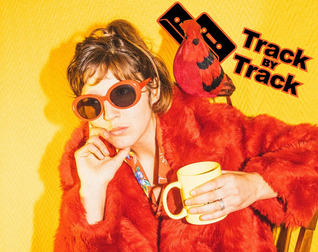 Caroline Rose Track by Track, photo by CJ Harvey