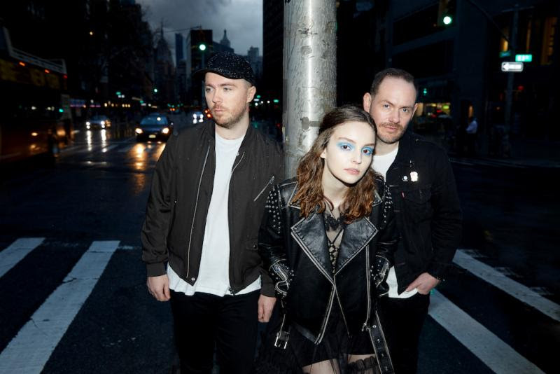 "CHVRCHES share new song ""Never Say Die""  Stream  9e72396c4"