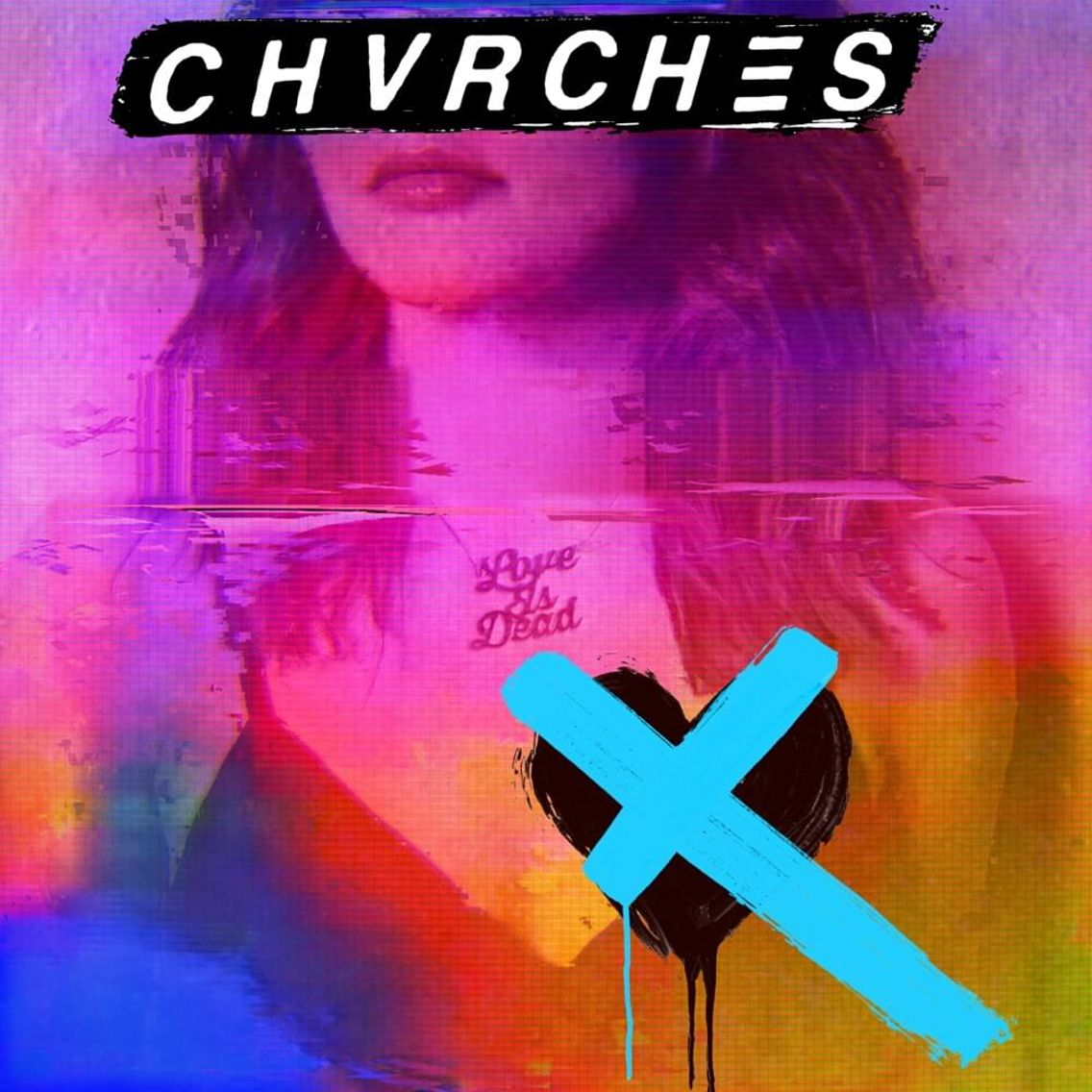 chvrches love is dead CHVRCHES announce new album, Love Is Dead, share Matt Berninger featuring My Enemy: Stream