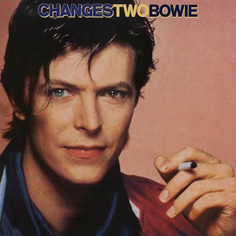 David Bowie - Changestwobowie artwork
