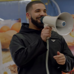 "Drake's video for ""God's Plan"""