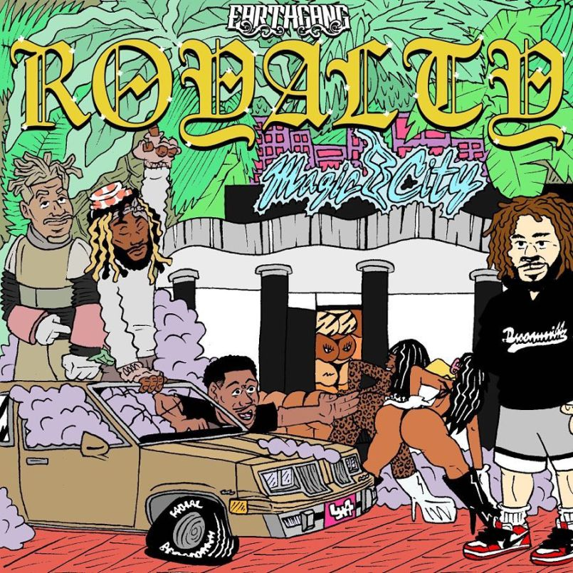 Artist of the Month EarthGang on Breaking the Mold in Atlanta