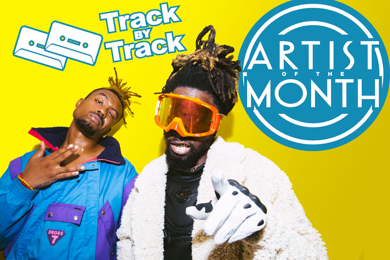 EarthGang Track by Track, photo by Anthony Supreme