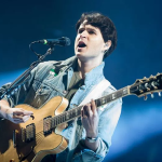 Ezra Koenig, photo by Debi Del Grande