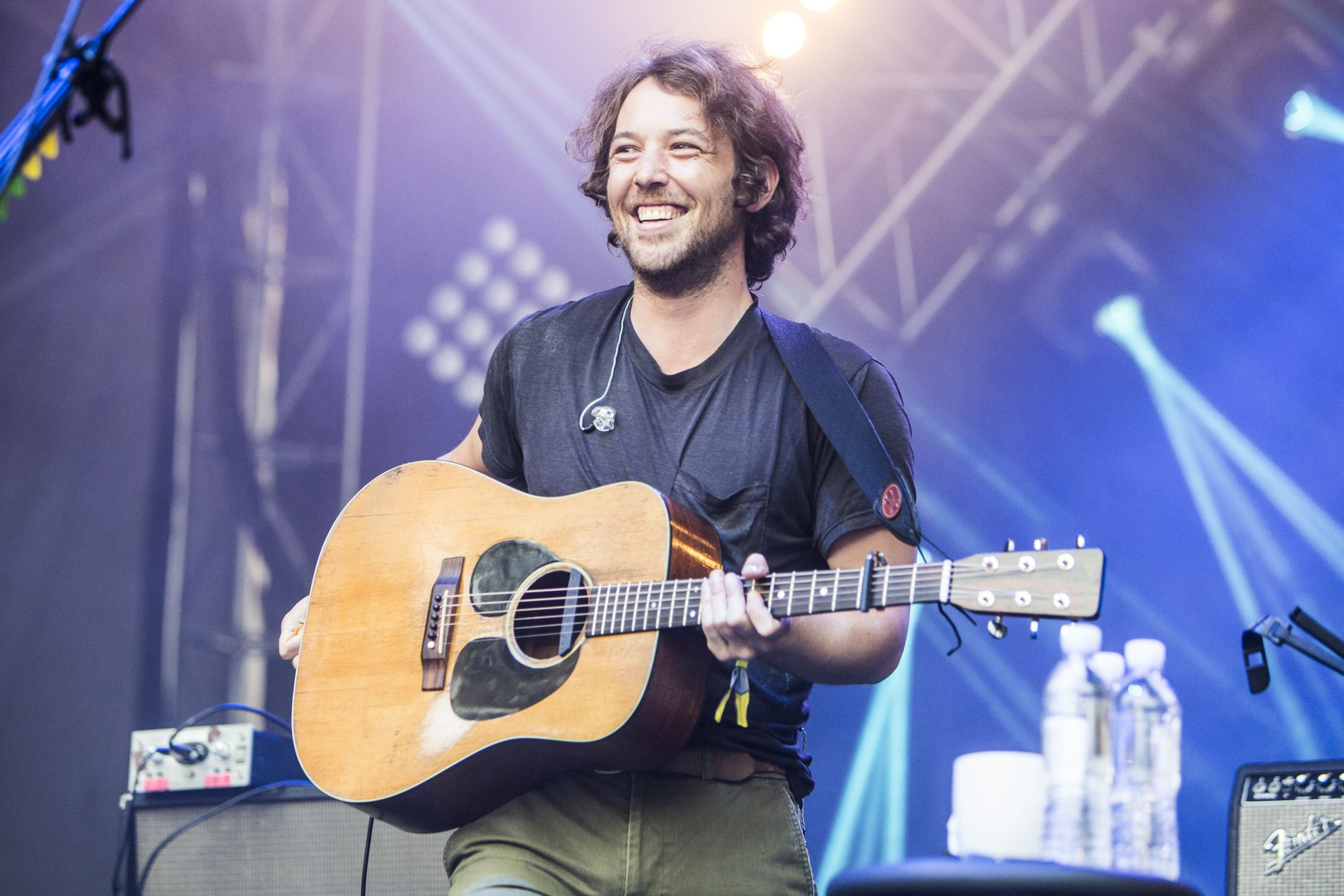 Fleet Foxes, photo by Philip Cosores
