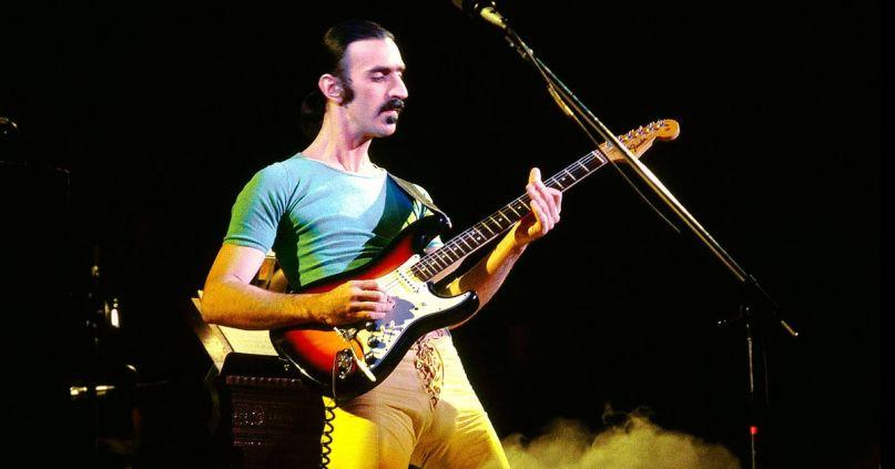 Frank Zappa hologram