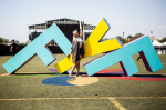 FYF Fest, photo by Philip Cosores