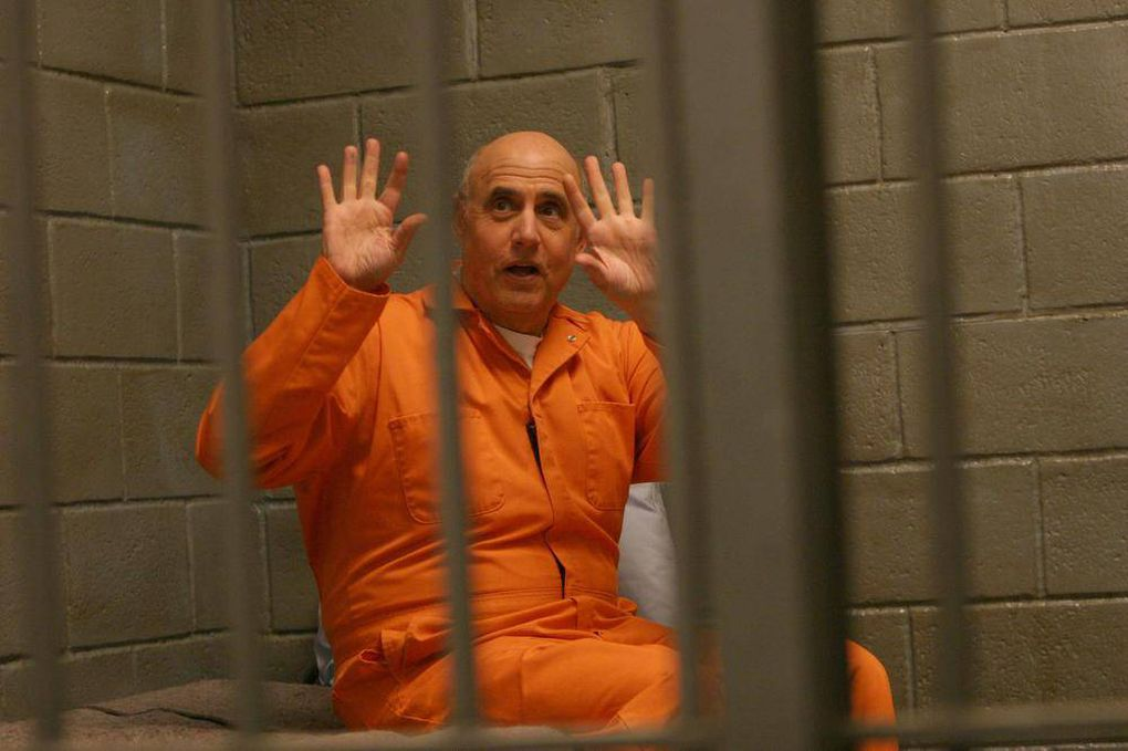 Jeffrey Tambor as George Bluth in Arrested Development