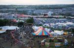 Glastonbury Festival, photo by Maja Smiejowska