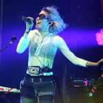 Grimes, photo by Heather Kaplan
