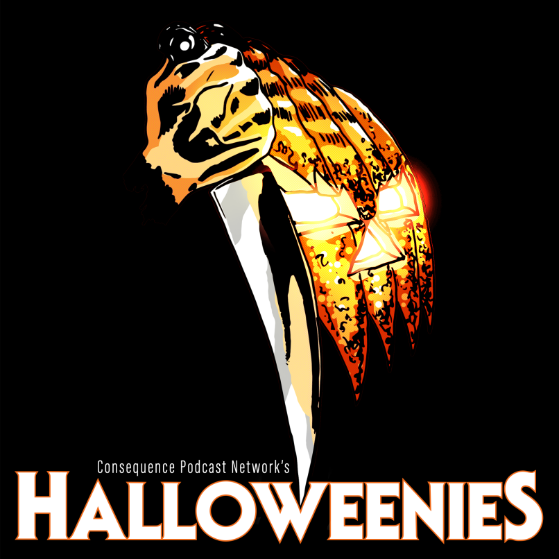 halloweenies square Welcome to the Consequence Podcast Network!