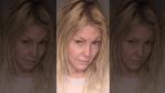 Heather Locklear's mugshot, via the Venture County Sheriff's Office