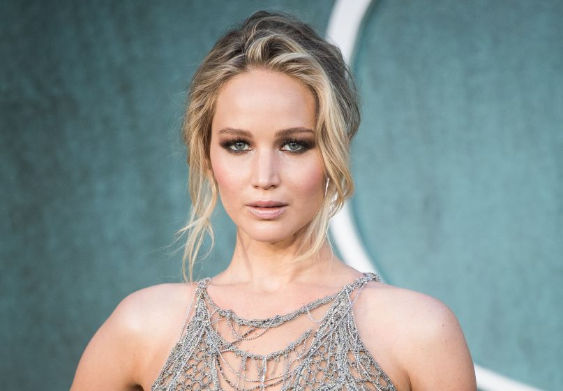 Jennifer Lawrence by Getty Images