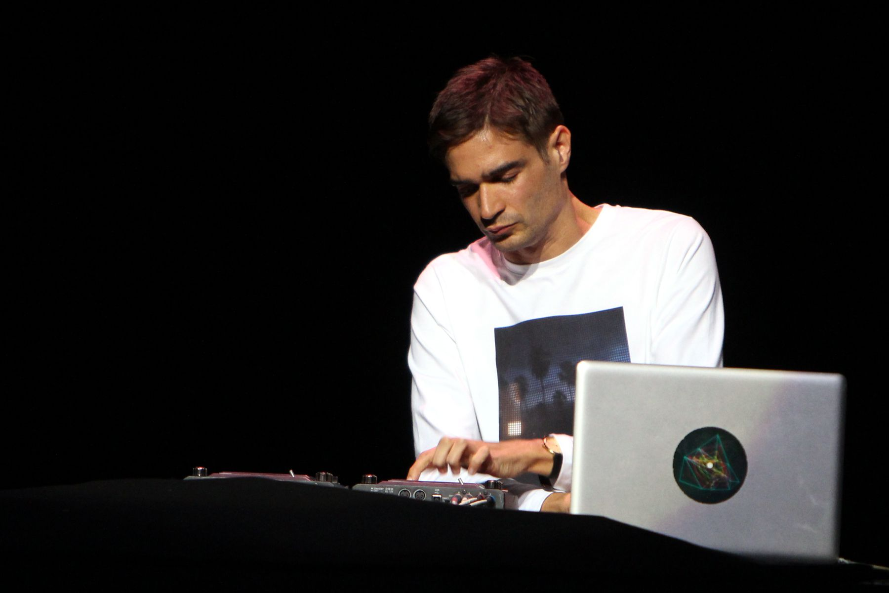 Jon Hopkins, photo by Heather Kaplan