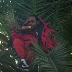 "Kendrick Lamar in ""King's Dead"" Video"