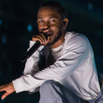 Kendrick Lamar, photo by David Brendan Hall