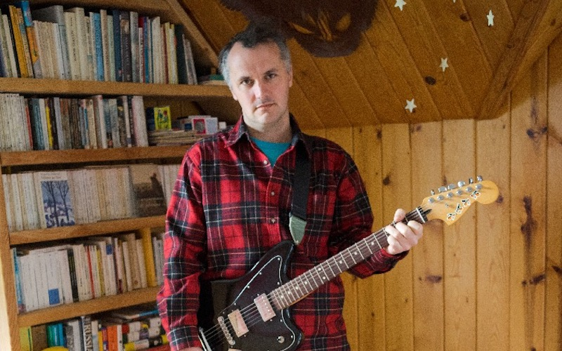 Mount Eerie, photo by Jeff Miller