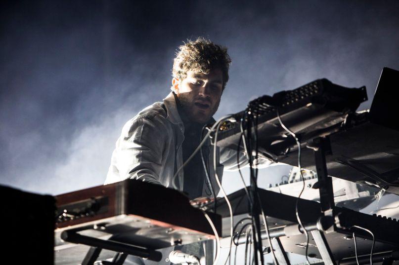 Nicolas Jaar, photo by Philip Cosores
