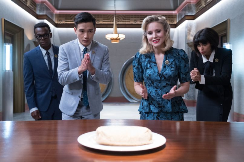 nup 179115 0286 The Good Place Season 2 Gave Us Beautiful Lessons on Morality by Smashing the Status Quo