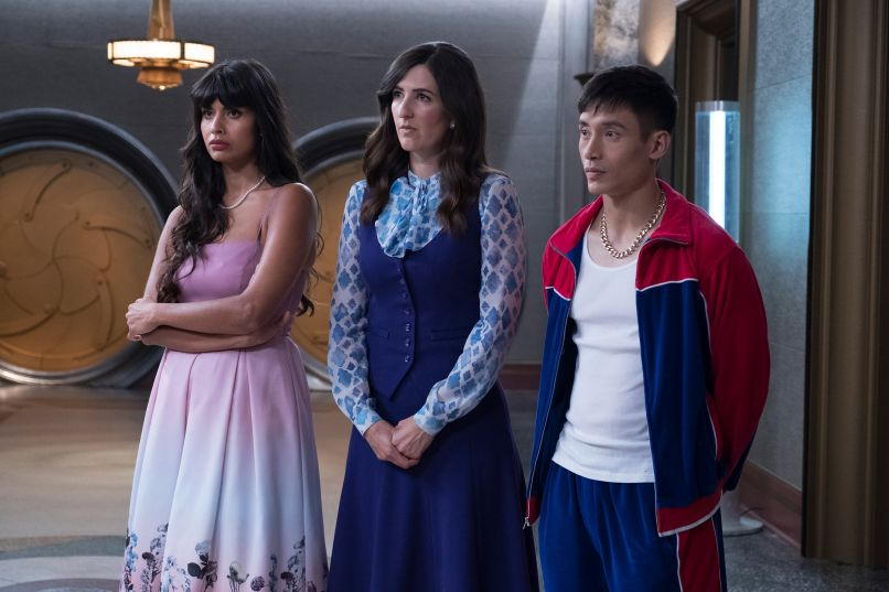 nup 179172 0989 The Good Place Season 2 Gave Us Beautiful Lessons on Morality by Smashing the Status Quo