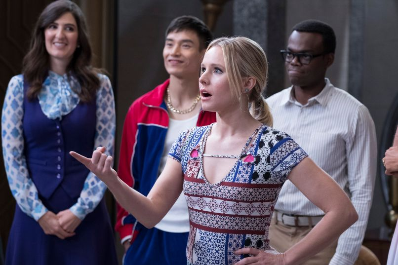 nup 179172 1492 The Good Place Season 2 Gave Us Beautiful Lessons on Morality by Smashing the Status Quo