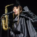 PJ Harvey, photo by Ben Kaye