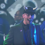 """Portugal. The Man perform """"Live in the Moment"""" on The Late Show"""