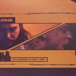 Post Malone tour poster featuring 21 Savage and SOB X RBE