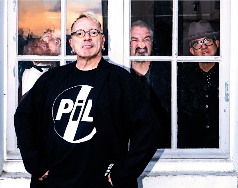 Public Image Ltd., photo by Tomohiro Noritsune