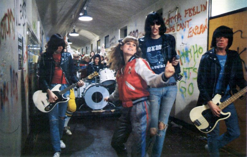 rock n roll high school The 50 Greatest Rock and Roll Movies of All Time