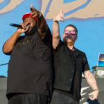 Run the Jewels, photo by Ben Kaye