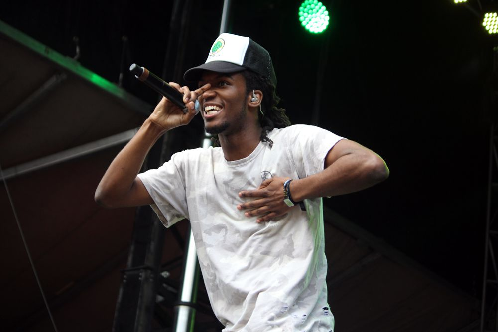Saba, photo by Heather Kaplan