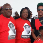 JAY-Z Trayvon Martin family