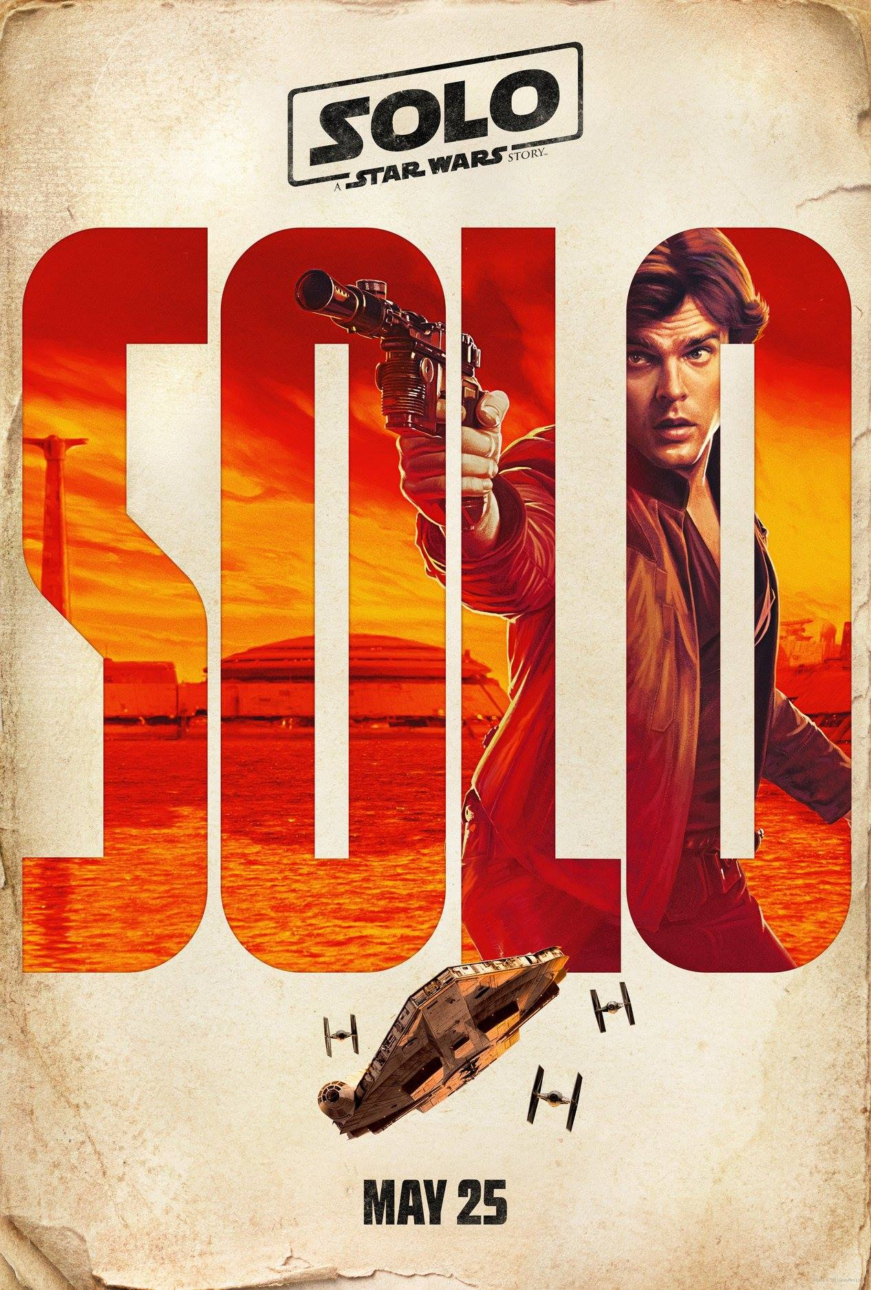 solo 1 Solo: A Star Wars Story trailer premieres on Good Morning America: Watch