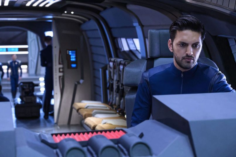 star trek discovery ash tyler Breaking Down Star Trek: Discovery: Season One