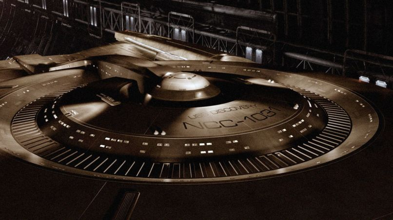 star trek discovery feat Breaking Down Star Trek: Discovery: Season One