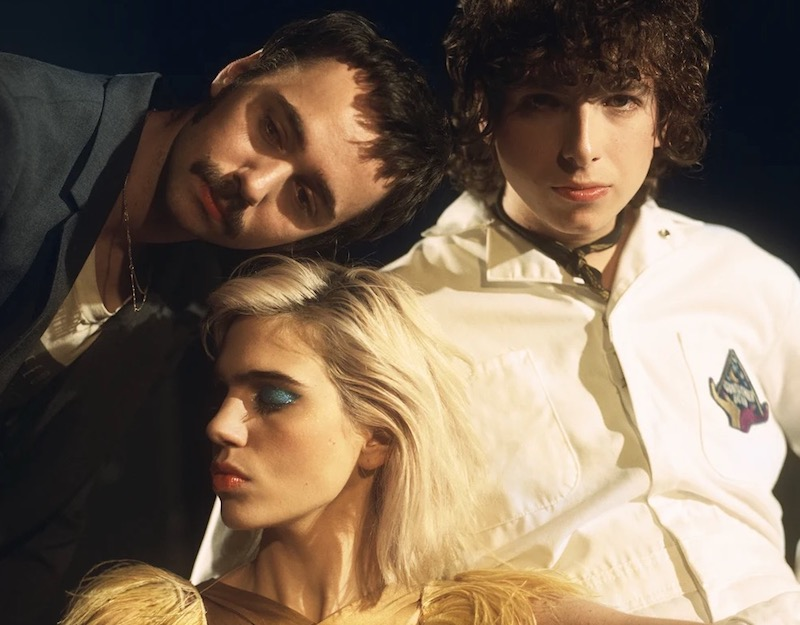Sunflower Bean, photo by Hollie Fernando