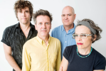 Superchunk, photo by Lissa Gotwals