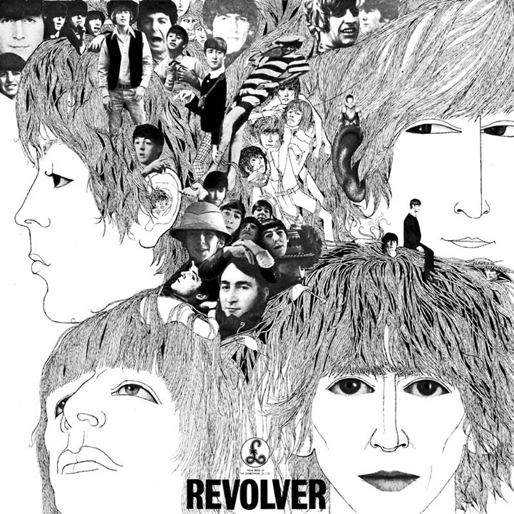 the beatles revolver The 100 Greatest Albums of All Time