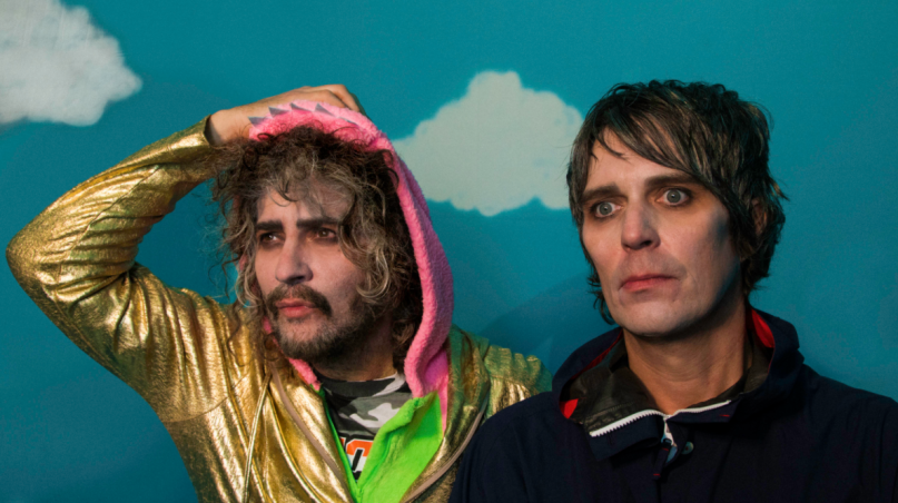 The Flaming Lips, photo by George Salisbury