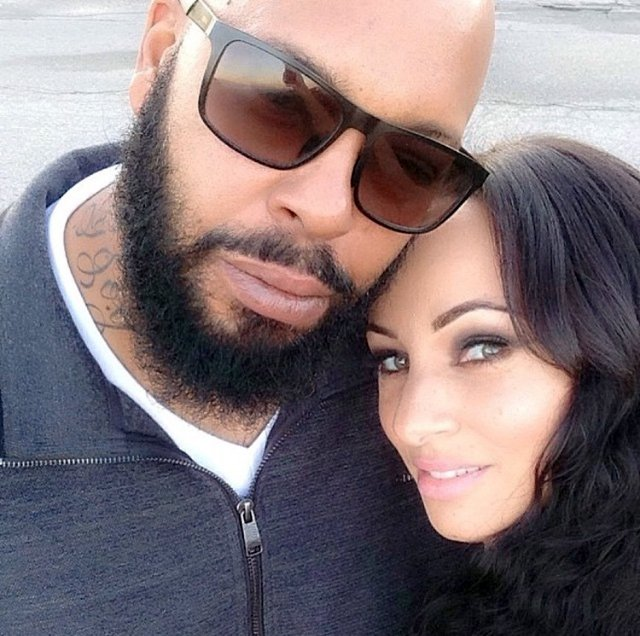 Suge Knight's wife, Toi-Lin Kelly, sentenced to three years