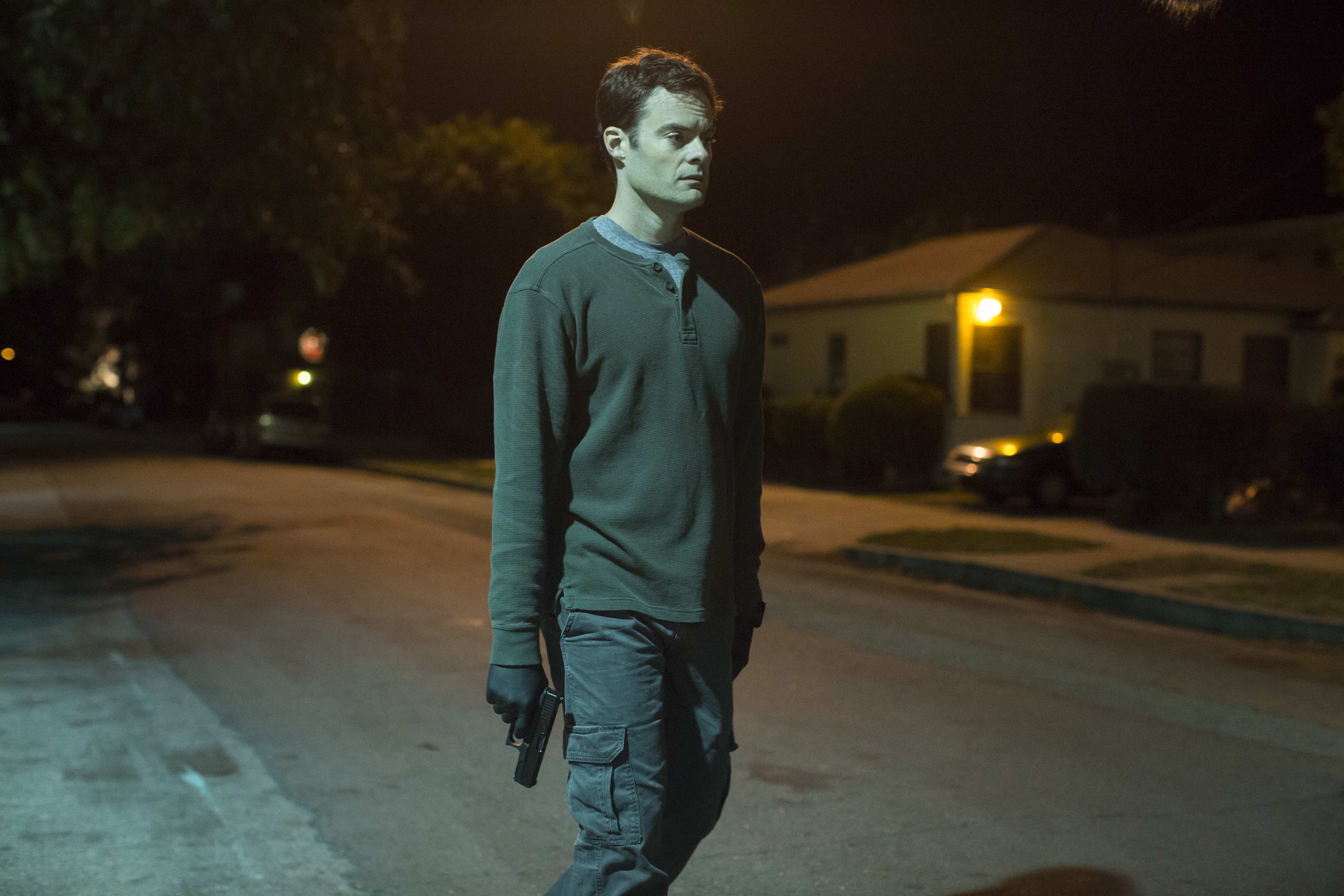 Bill Hader in Barry, photo by John P. Johnson