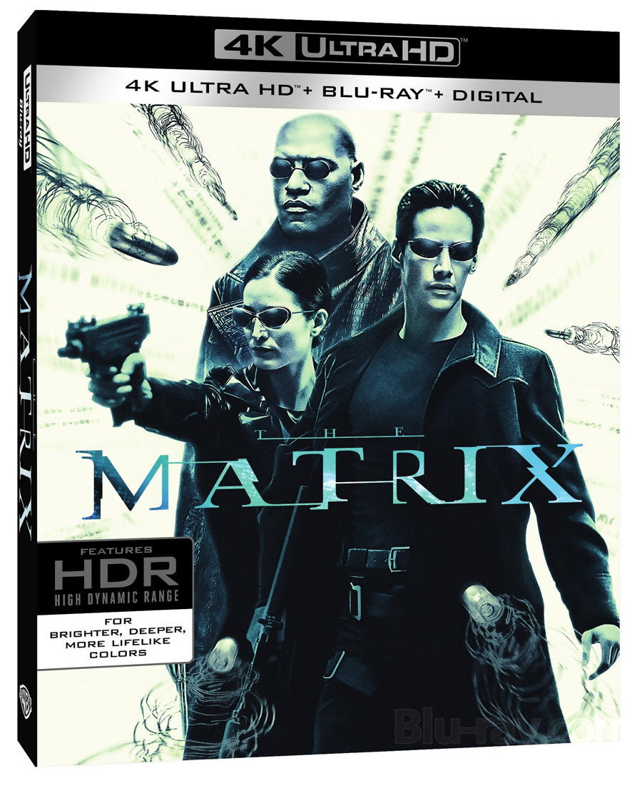 the matrik 4k cover