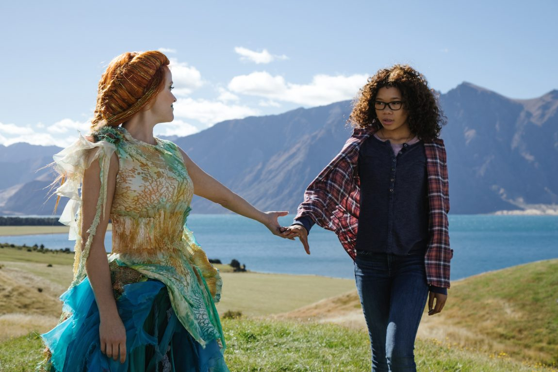 A Wrinkle in Time (Walt Disney Pictures)